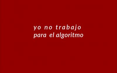 EL ALGORITMO TITIRITERO
